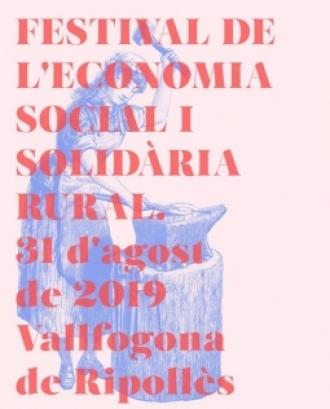 El 31 d'agost se celebra a Vallfogona del Ripollès el Festival d'Economia Social i Solidària Rural