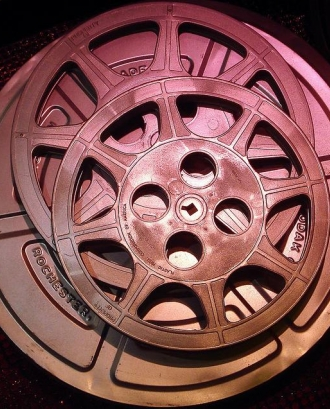 Suport antic de pel·lícula. Font: mag3737 (flickr.com)