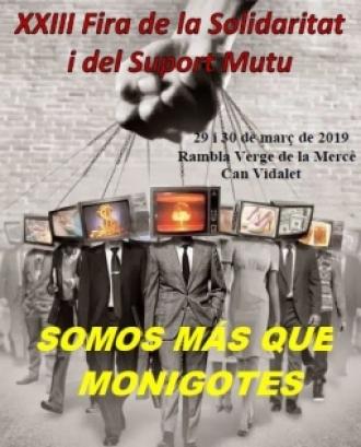XXIII Fira de la Solidaritat i del Suport Mutu
