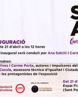 Exposició: 'Som així! Qüotidianitats lesbianes'
