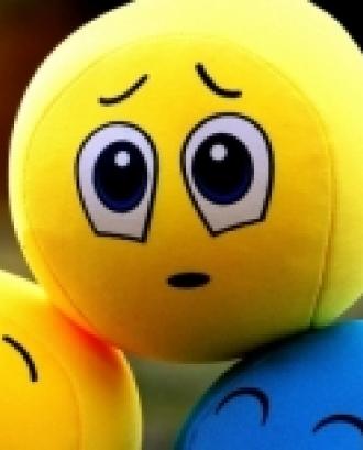 Tres emojis, tres emocions. Font: MaxPixel