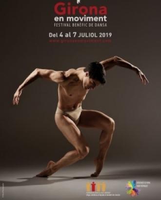 Segona edició del festival benèfic de dansa 'Girona en moviment'.