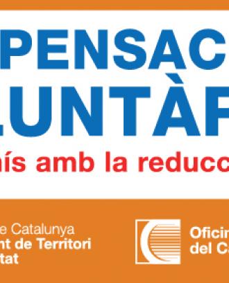 Programa Voluntari de Compensació d'Emissions de Gasos amb Efecte d'Hivernacle (GEH) 2018