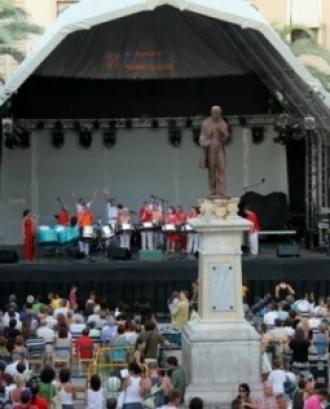 Una edició anterior del festival