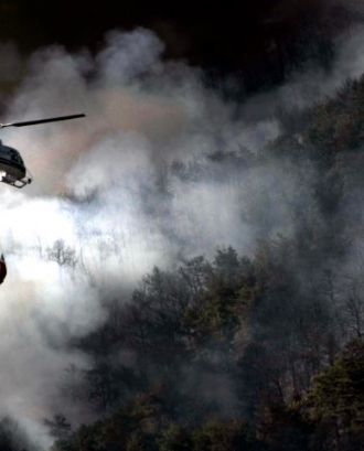 Incendi forestal_Ana de la Cava_Flickr