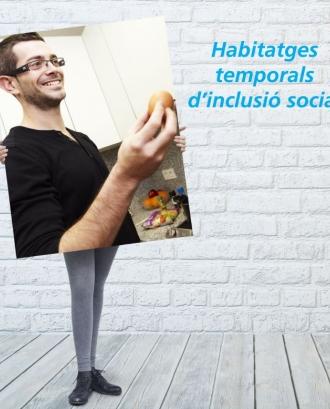 Suport als habitatges temporals d'inclusió social