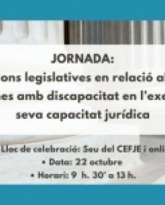 L'acte va destinat a persones professionals de l'àmbit jurídic, però també a persones i entitats interessades en aquesta qüestió. Font: CICAC.
