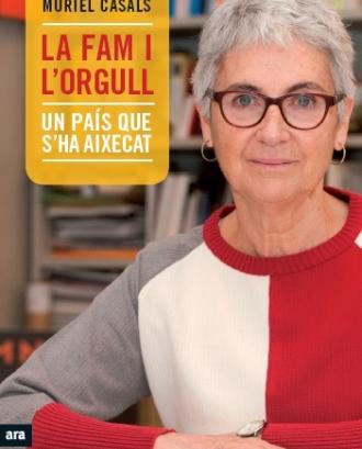 Portada del llibre de Muriel Casals