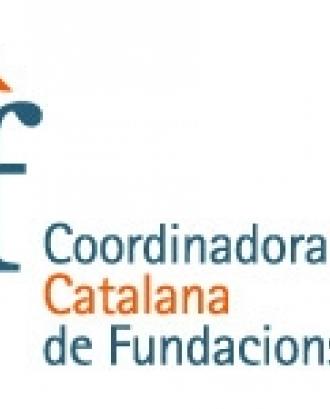 Logotip de la Coordinadora Catalana de Fundacions.
