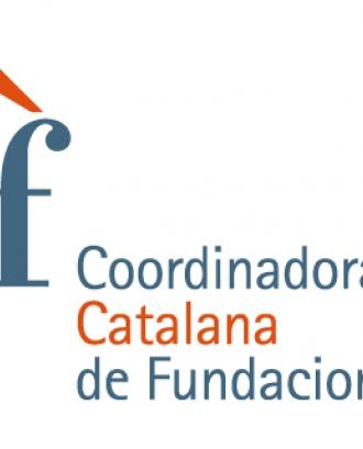 Logotip de la Coordinadora Catalana de Fundacions. Font: Coordinadora Catalana de Fundacions