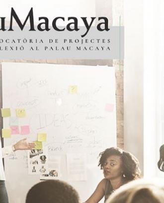 Projectes de reflexió al Palau Macaya 2017