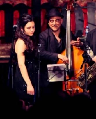 Grup musical Joan Chamorro New Quartet. Font: Youtube