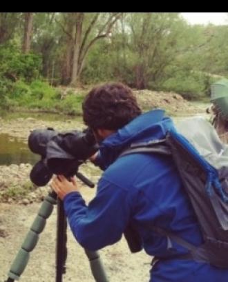 Curs 'Fem ciència ciutadana: descobrim la biodiversitat urbana'. Foto: Adenc