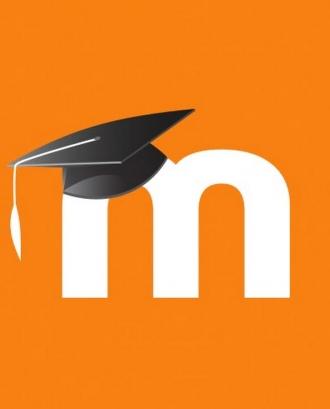 Logotip de Moodle