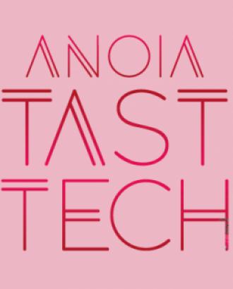 Cartell de la 3a Mostra Tecnològica Anoia Tast Tech d'Igualada