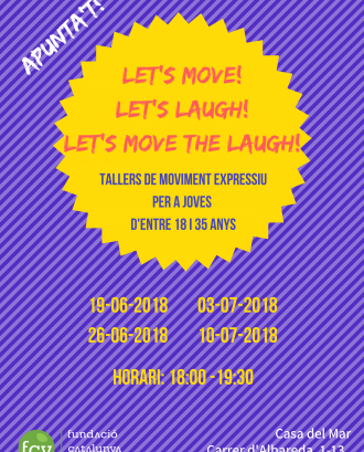 Let's Move the Laugh