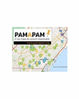 mapa 'Pam a Pam'