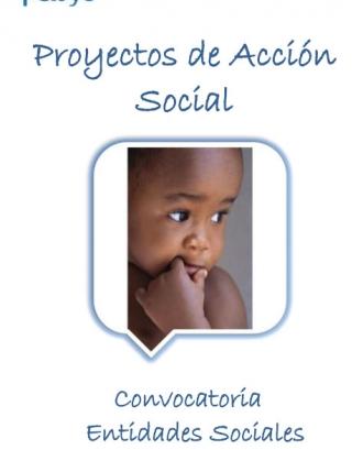 Convocatòria Entitats Socials 2014 de la Fundació Pelayo
