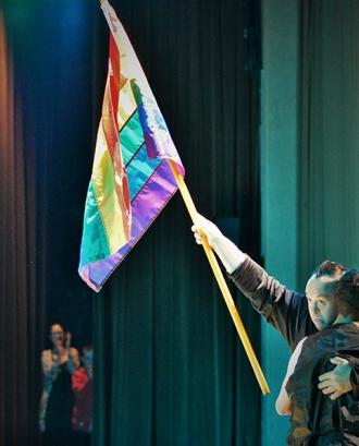 Moment de l'espectacle musical. Font: Malarrassa