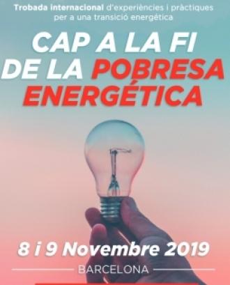 El 8 i 9 de novembre se celebra a Barcelona una trobada internacional per la lluita contra la pobresa energètica