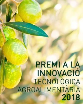 Premi a la Innovació Tecnològica Agroalimentària