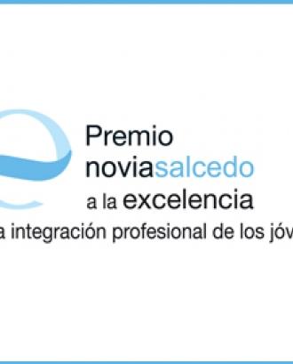 Premi NoviaSalcedo a l'Excel·lència en la integració pofessional dels joves