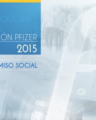 Premis Compromís Social Fundació Pfizer 2015