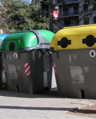 Subvencions per a projectes de foment de la recollida selectiva de residus municipals, 2021