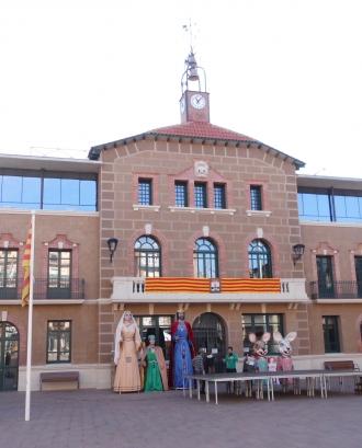 Ajuntament de Santa Maria de Palautordera. Font: commons.wikimedia.org