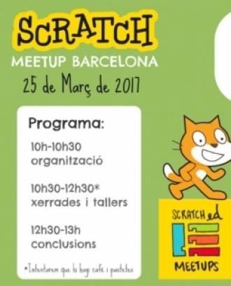 1a trobada Scratched Meetup Barcelona