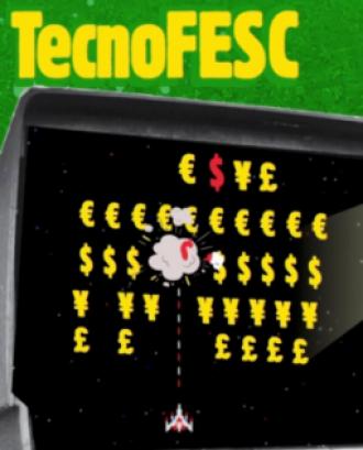 Captura de pantalla del cartell de la TecnoFESC.