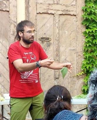 Imatge de la presentació oficial de la 3a Jornada Gastronòmica de les Plantes Oblidades (Foto: Eixarcolant)