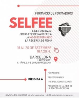 Selfee: eines digitals i socio-emocionals per a la no-discriminació en la recerca de feina