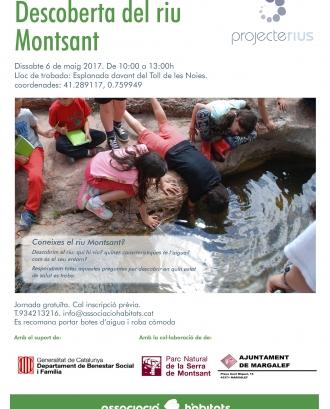 Descoberta del riu Montsant