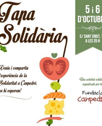5a edició de la 'Tapa Solidària'