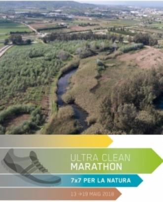 Ultra Clean Marathon al Delta de l'Ebre