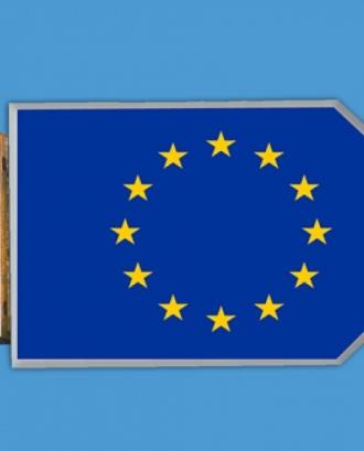 Bandera de la Unió Europea. Font: CIEMEN