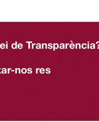 Estem complint la Llei de Transparència? 10 pistes per no deixar-nos res