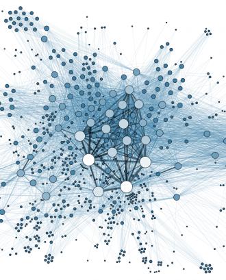 Les entitats tenen l'oportunitat de crear xarxa amb el seu voluntariat. Font: Wikipedia