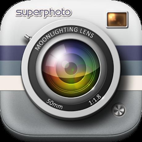 Amb Superphoto podreu jugar amb infinitat de filtres!