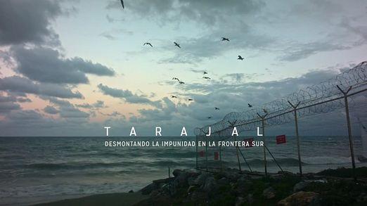 Cartell de Tarajal / Foto: Metromunster