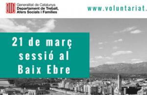 Imatge de la notícia 21 de març sessió territorial de la DGACC a Tortosa (Baix Ebre)