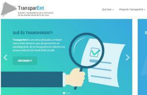 Imatge de la notícia Comencen les formacions de la Plataforma TransparEnt