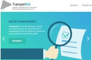Imatge de la notícia Èxit de participació a les sessions de formació de la Plataforma TransparEnt