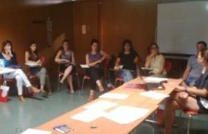 Imatge de la notícia Es consolida el grup de treball de Punts de Voluntariat d'ens locals i la DGACC