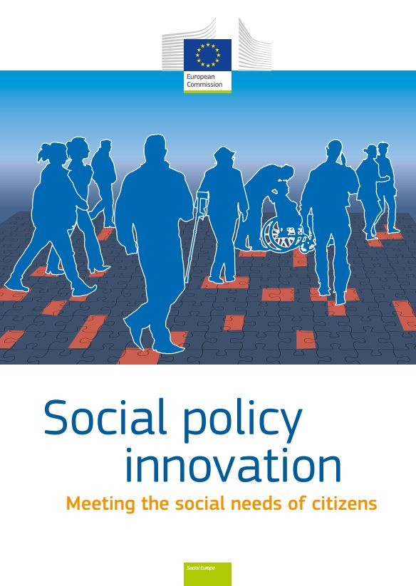 Portada de Social policy innovation: meeting the social needs of citizens