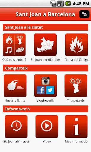 App mòbil de Sant Joan - Bcn.cat