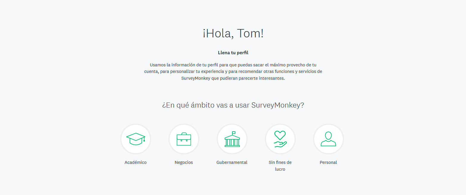 Subscripció Survey Monkey