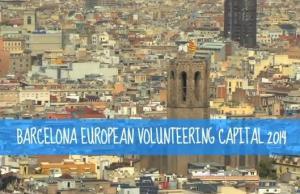 Imatge de la notícia Barcelona European Volunteering Capital 2014 [Video]