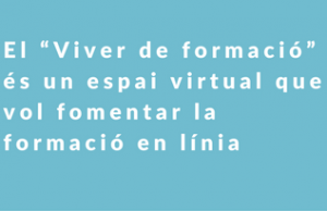 Imatge de la notícia Apunta't a les formacions en línia per a persones voluntàries!